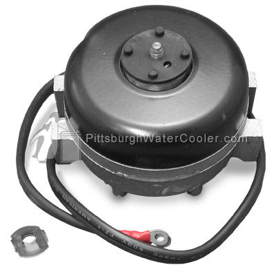 Oasis 027354 036 fan motor pittsburgh water cooler for Drinkwell fountain replacement motor