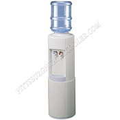 Oasis B1RRHS - 501286 - Round Hot and Cold Bottled Water Cooler w/ WaterGuard