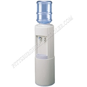 Oasis B1RRK - 500088 - Round Room Temperature and Cold Bottled Water Cooler w/ WaterGuard