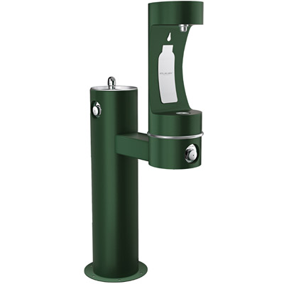 Elkay Lk4420bf1lfrk Ezh2o Outdoor Bottle Filling Station