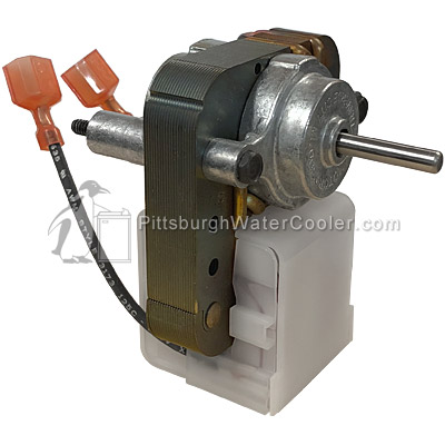 Elkay 31341c fan motor pittsburgh water cooler for Drinkwell fountain replacement motor