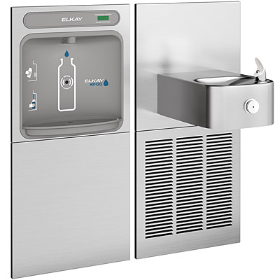 Elkay Ezh2o Ezws Ss8k Bottle Filling Station Pittsburgh