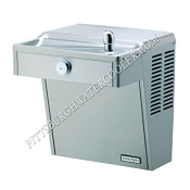 Halsey Taylor HVR-WF L/R ADA Barrier Free Vandal Resistant Filtered Drinking Fountain (Non-refrigerated)