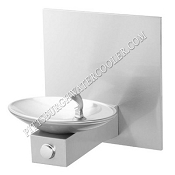 Halsey Taylor OVL-II EBP FR Freeze Resistant Barrier Free Drinking Fountain (Non-refrigerated)