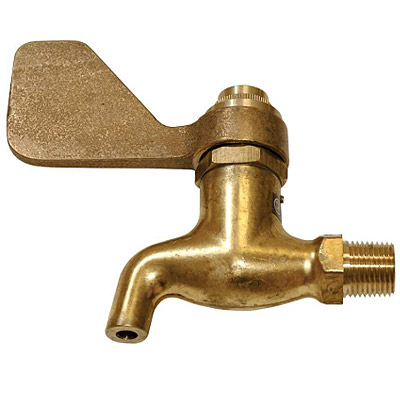 Haws 6252EHLF - Brass Bid Faucet - Pittsburgh Water Cooler