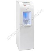 Oasis MIR301D - 504574C - White Cabinet Hot, Room Temperature, and Cold Bottom Load Water Cooler - DISCONTINUED