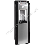 Oasis MIR311D - 504573C - Black Cabinet Hot, Room Temperature, and Cold Bottom Load Water Cooler - DISCONTINUED