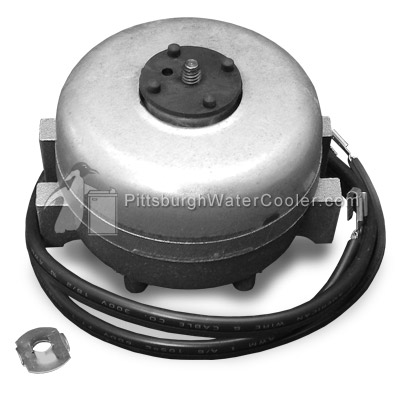 Elkay halsey taylor 31490c fan motor 4w 115v for Drinkwell fountain replacement motor