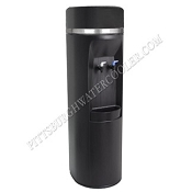 Oasis POUD1SK - 504007 - Black Cabinet Room Temperature and Cold Point-of-Use Water Cooler (Bottleless Water Cooler)