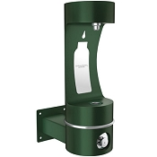 Halsey Taylor 4405BF Endura II Tubular Barrier Free Outdoor Bottle Filling Station (Non-refrigerated)