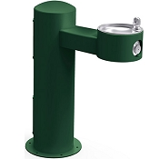 Halsey Taylor 4410 Endura II Tubular Pedestal Barrier Free Drinking Fountain (Non-refrigerated)