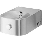 Halsey Taylor HRFE FR Barrier Free Freeze-Resistant Drinking Fountain (Non-refrigerated)