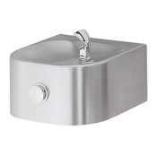 Halsey Taylor HRFS FR Face-Mounted Freeze Resistant Drinking Fountain (Non-refrigerated)