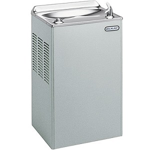 ELKAY EWA8L1Z Wall Mounted 8 GPH Water Cooler (Refrigerated Drinking Fountain)