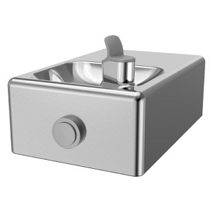Oasis F140PM Barrier Free Drinking Fountain (Non-refrigerated)