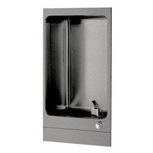 Oasis F240PM Inverted Fully-Recessed Drinking Fountain (Non-refrigerated)