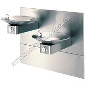 Haws 1011MS Bi-Level Barrier Free Drinking Fountain (Non-refrigerated)