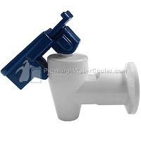 White Clover Cold Safety Faucet Assembly (For B7 / D7 / B9 / D9 Models)