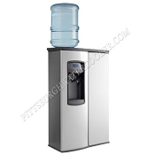 Oasis BSE1SRHS - 504124C - Hot and Cold Bottled Water Cooler with Refrigerator - DISCONTINUED