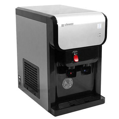 Clover D1k Countertop Hot And Cold Bottless Water Cooler