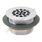 Haws 6463 - Vandal Resistant Waste Strainer Assembly
