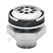 Haws 6466 - Vandal Resistant Waste Strainer Assembly