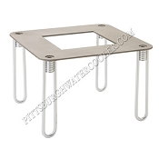 Haws MTG.3500 - Stainless Steel Mounting Plate with Anchors