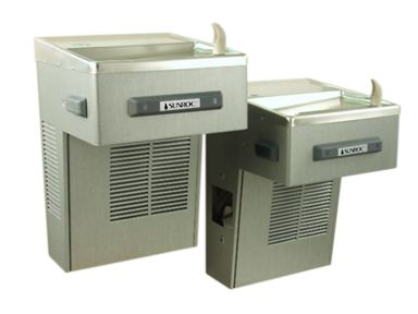 Sunroc Nwca8bln Split Level Barrier Free Water Cooler