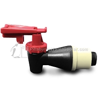 Oasis 032052-009 - Black Body, Red Safety Handle - Faucet Assembly