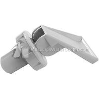 Oasis 032055-001 - White Handle and White Bonnet Assembly