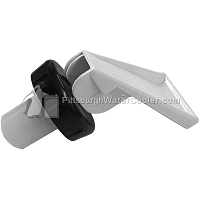 Oasis 032055-007 - White Handle and Black Bonnet Assembly