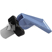 Oasis 032055-008 - Blue Handle and Black Bonnet Assembly