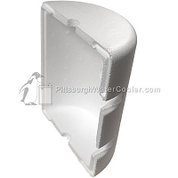 Oasis 035088-002 - Left Hand Cooling Tank Insulation (for P8AC Models)