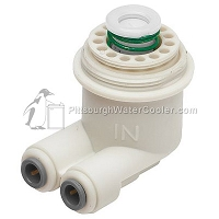 Elkay / Halsey Taylor 98531C - Green Spring Cartridge Housing Kit