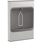 Elkay EMASM EZH2O Non-Electric Surface Mount Bottle Filling Station - Non-Filtered (Non-refrigerated)