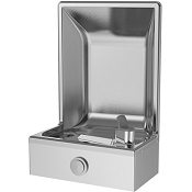 Oasis F200PM Semi-Recessed Drinking Fountain (Non-refrigerated)