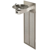 Haws H1001.8HO Touchless Barrier Free 8 GPH Water Cooler (Refrigerated Drinking Fountain)