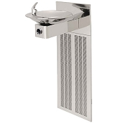 Haws H1001.8HPSHO Touchless Barrier Free 8 GPH Water Cooler (Refrigerated Drinking Fountain)
