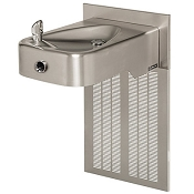 Haws H1107.8HO Touchless Barrier Free 8 GPH Water Cooler (Refrigerated Drinking Fountain)