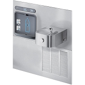 Halsey Taylor HTHBWF-HRF-RF Hydroboost Filtered Bottle Filling Station Retrofit for Contour Drinking Fountain