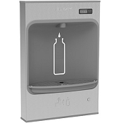 Elkay LMASMB EZH2O Filtered Mechanical Activation Surface Mount Bottle Filling Station (Non-refrigerated)