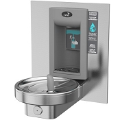 Oasis M140REBF Modular Barrier Free Electronic VersaFiller Drinking Fountain and Bottle Filling Station (Non-refrigerated)