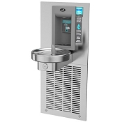Oasis M8WREBF Modular Barrier Free Electronic VersaFiller 8 GPH Water Cooler and Bottle Filling Station (Refrigerated Drinking Fountain)