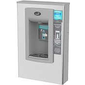 Oasis PWSMF2EBQ Quasar Filtered Surface Mount Electronic VersaFiller Bottle Filling Station (Non-refrigerated)