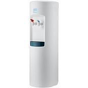 Clover D7A White Cabinet Hot and Cold Point-of-Use Water Cooler (Bottleless Water Cooler)