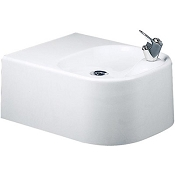 ELKAY EDF214WC Soft Sides Wall Mounted Drinking Fountain (Non-refrigerated) - DISCONTINUED