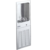 ELKAY EFRCM12K Wall Mounted Fully Recessed 12 GPH Water Cooler (Refrigerated Drinking Fountain)