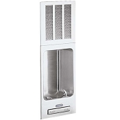ELKAY EHFRAM7K Wall Mounted Fully Recessed 8 GPH Water Cooler (Refrigerated Drinking Fountain)