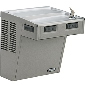 ELKAY EMABF8L  Wall Mount ADA 8GPH Water Cooler (Refrigerated Drinking Fountain)