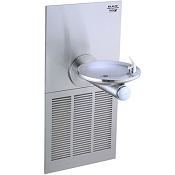 Elkay LRPBGRNM8K Swirlflo ADA 8 GPH GreenSpec Listed High Efficiency Filtered Water Cooler (Refrigerated Drinking Fountain)